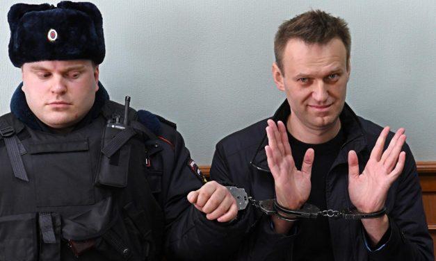 Őrizetbe vették az orosz ellenzéki politikust