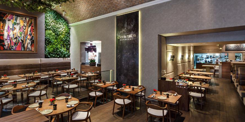 A Costes lett az év étterme Magyarországon