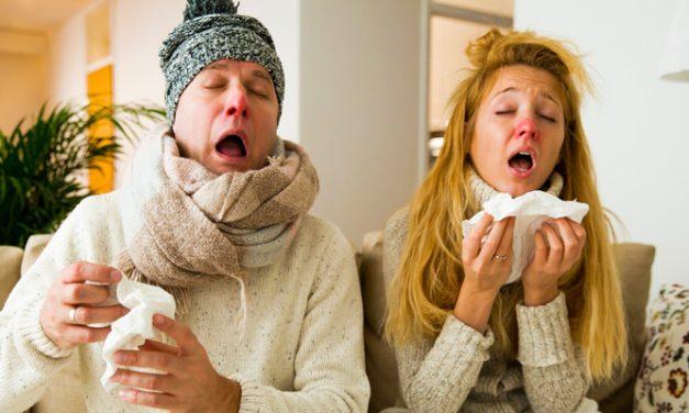 Innét tudod, hogy megfázás vagy influenza
