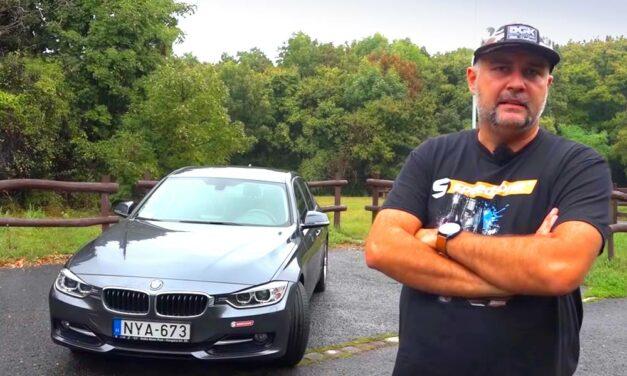 Egy meglepően jó BMW-n áradozott a Speedzone-os Pista