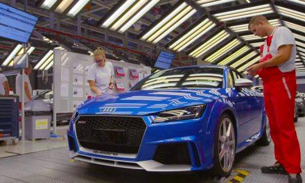 Hatalmas pénzből fejleszt Győrben az Audi