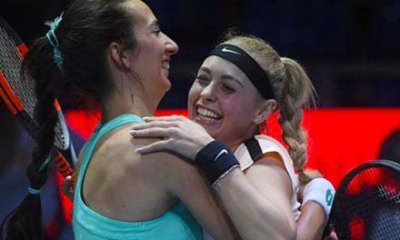 Stollár Fannyék nyerték a döntőt párosban