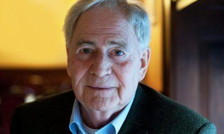 Szabó István életműdíjat kapott