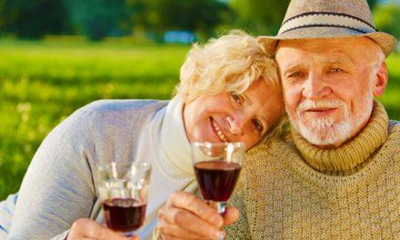 Két pohár bor és te is 100 évig élhetsz!