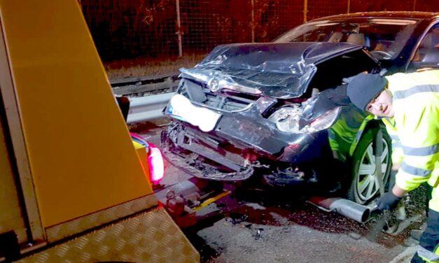 Kettős halálos baleset a 31-es főúton