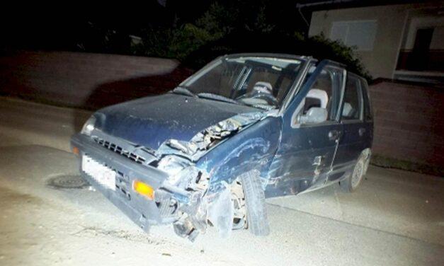 Villanyoszlopnak csapódott egy autós Miskolcon