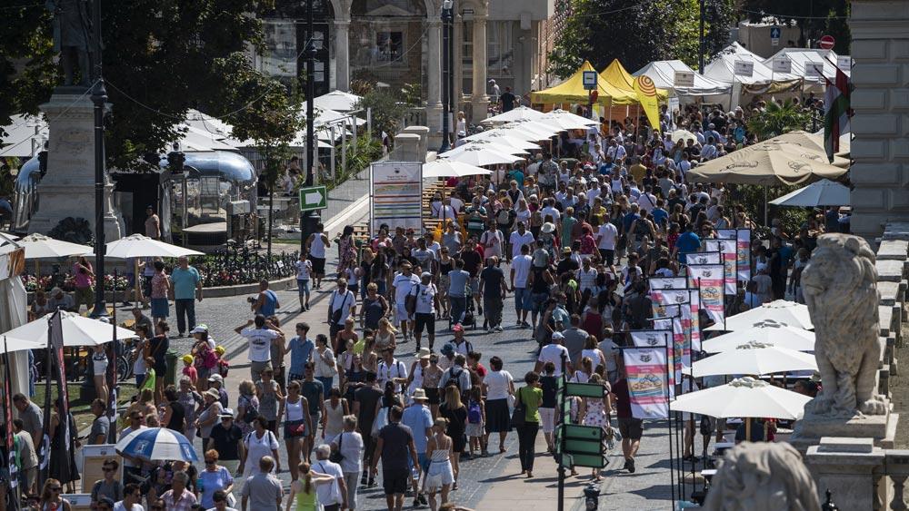 Európa legnagyobb tűzijátékát szervezik augusztus 20-ra Budapesten