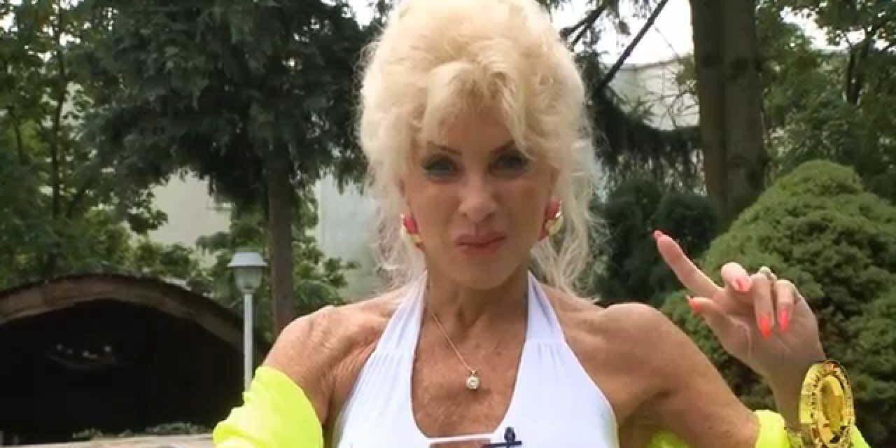 Rohammentő vitte kórházba Medveczky Ilonát