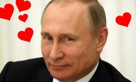 Putyin szerelmei és szakításai