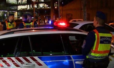 Hatalmas rendőrségi razzia, rengeteg autóst kaptak ki a sorból (Videóval)