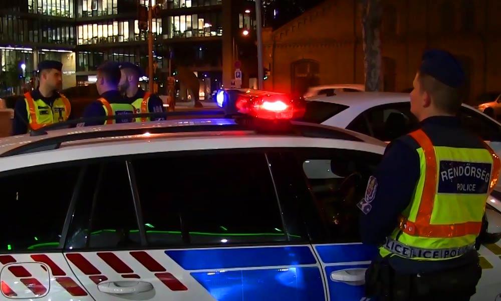 Holtan találtak egy nőt Budapesten egy irodaház előtt