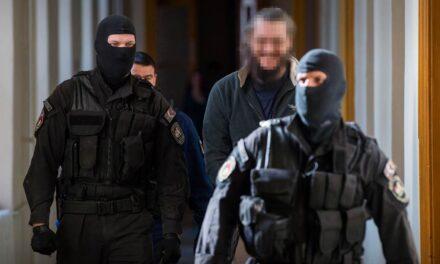 Röhögött a bíróságon a soroksári futónő meggyilkolásával vádolt férfi