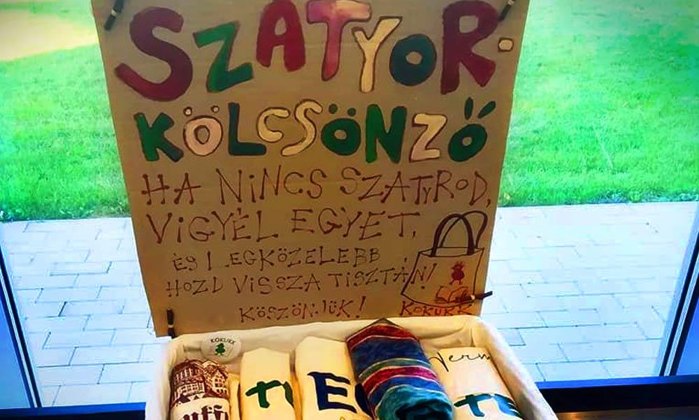 Új őrület! Szatyorkölcsönző lázban égnek a magyar anyukák