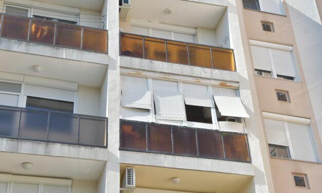 Gázrobbanás Szekszárdon! Száz ember maradt lakás nélkül