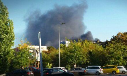Tűz miatt kiürítettek egy fővárosi bölcsődét