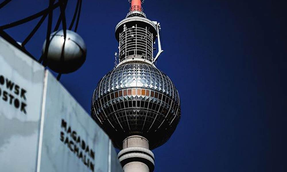 50 éves szülinapját ünnepli a berlini tévétorony