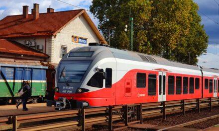 Sokat késnek a vonatok a Budapest-Szolnok vonalon