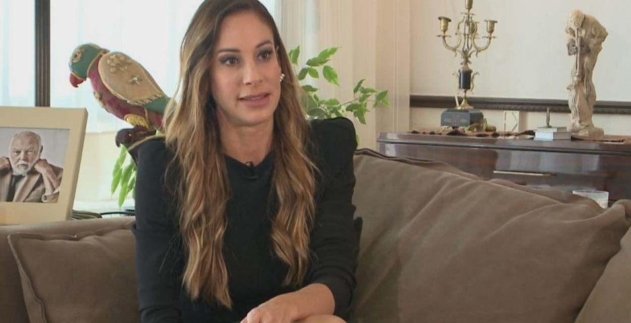 A mozivászonról köszön vissza Vajna Timi: a hollywoodi film kulisszái mögül osztott meg egy videót