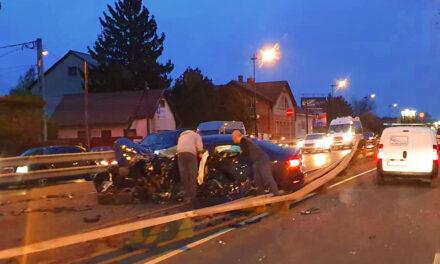Súlyos balesetek, hatalmas dugók nehezítik a közlekedést