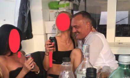 Borkai szexbotrány: egy volt válogatott focista hozhatta nyilvánosságra az orgiáról készült videót