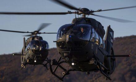 Megmutatták a honvédség legújabb helikoptereit Budaörsön – Fotók
