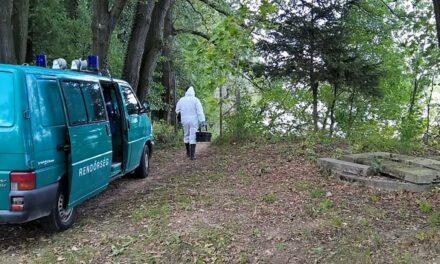 Több napos holttestet találtak paintballozó fiatalok