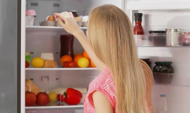 Így tárold az élelmiszereket a hűtőben, hogy mindig friss maradjon!