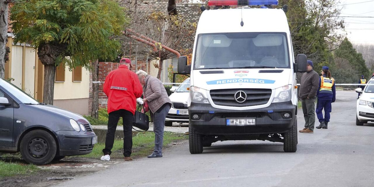 Kunszentmártoni gyermekgyilkosság: megszólalt a férfi, aki a kezében tartotta a 3 éves haldokló kisfiút