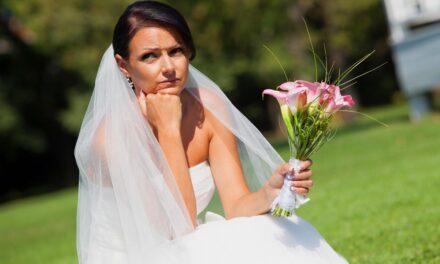Botrányos lakodalom: A menyasszony kitiltotta az esküvőről a vőlegénye gyermekeit