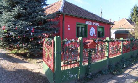 Kigyulladt a Mikulásház Nagykarácsonyban