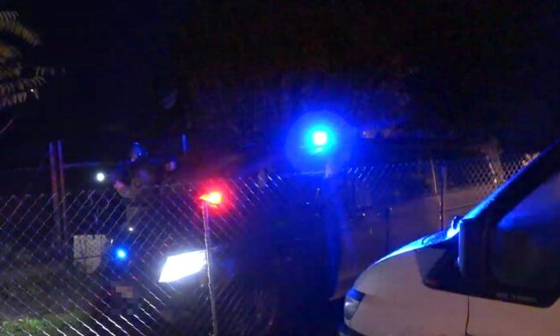 A saját családjára akarta robbantani a házat egy férfi, elvágta a gázvezetéket, a TEK vonult ki hozzájuk (Videó)