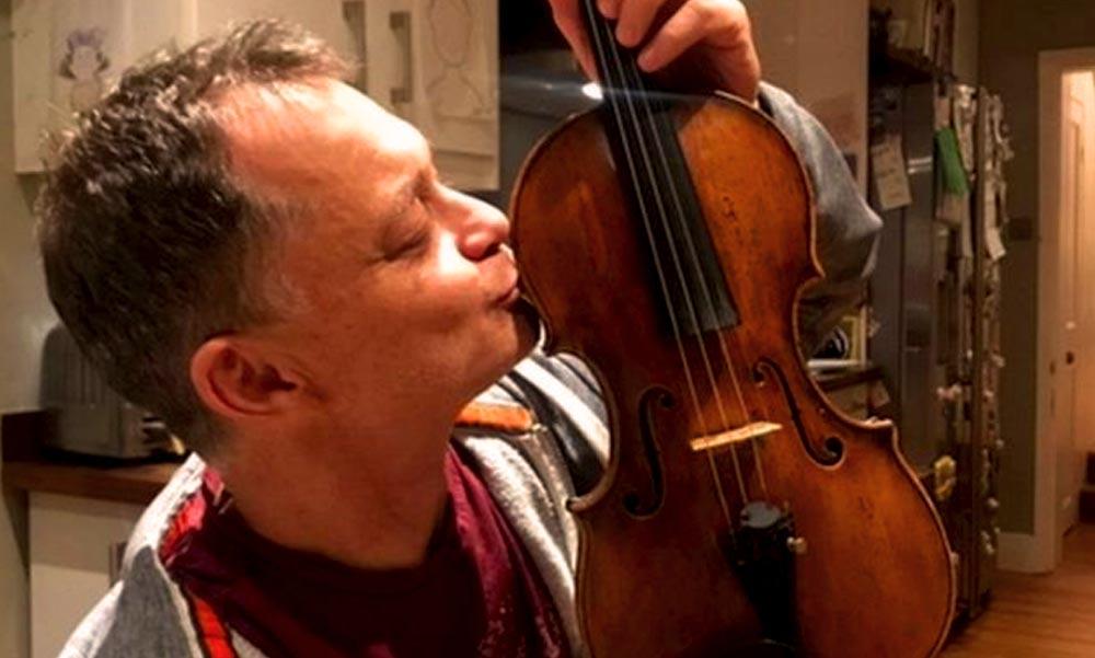 95 milliós hegedűt felejtett a zenész a vonaton, kalandos módon kapta vissza