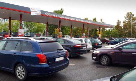Brutális áremeléssel indul az év a benzinkutakon