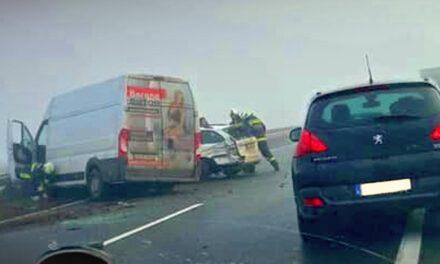 Ötszáz méteren belül két súlyos baleset történt az M3-ason