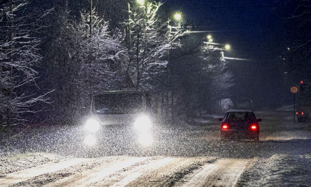 Röpködő mínuszok, havazás, ónos eső: brutális időt hoz december első hete, mutatjuk!