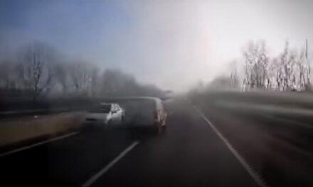 Az autópályán szembe ment a forgalommal a 71 éves asszony, most a bíróság dönt a sorsáról