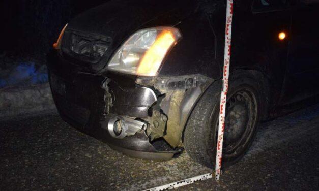Sötét ruhában közlekedő, terhes nőt gázolt el egy autós