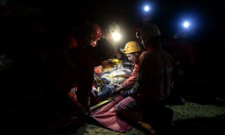 A speciális mentőknek kellett kihozni egy nőt az egyik budai barlangból