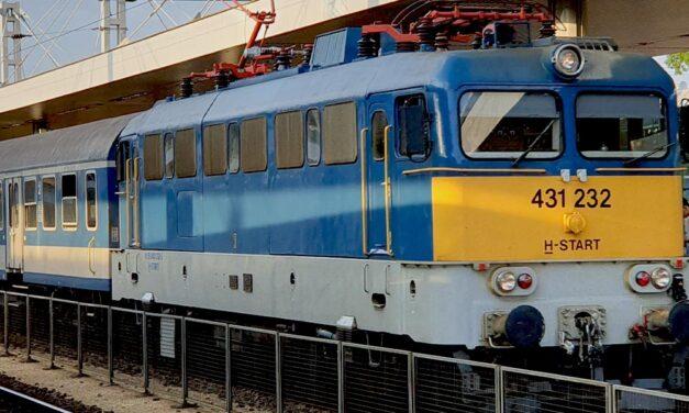 Meghalt egy utas a miskolci InterCityn, leállították a vonatot