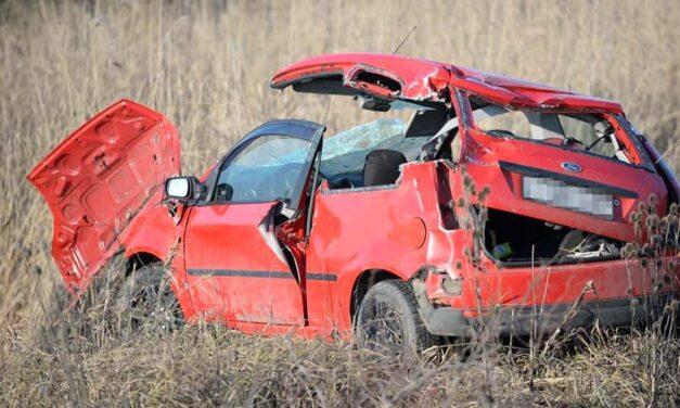 Halálos baleset történt Nógrád megyében