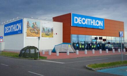 Ne menj ma Decathlonba, technikai hiba miatt zárva vannak