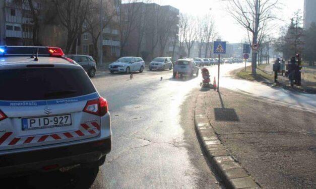 Gázolás: egy nőt és három gyereket ütött el egy férfi a zebrán