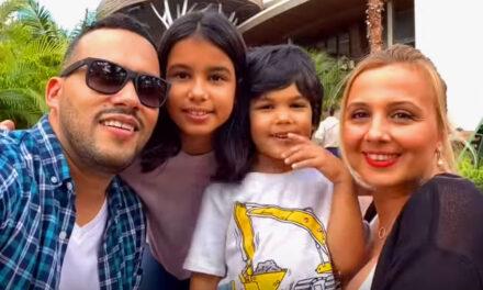 A TV2 egykori sztárja, Gombos Edina a családjával Amerikába költözött és sikeres maradt