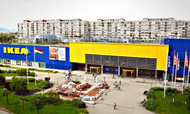 Újra kinyitnak az Ikea-áruházak