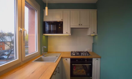 Panelfelújítás: Egy lepattant garzonból így lehet trendi otthon a lakótelepen
