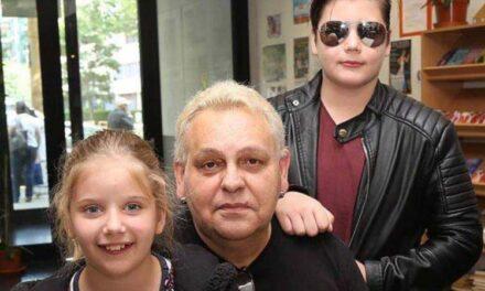 Megtalálták sosem látott testvéreiket Terry Black gyermekei