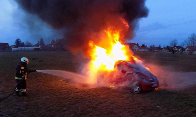 Kiégett autók mindenfelé az országban, mi történik itt?