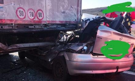 Egy órán belül három baleset történt az M1-es autópályán