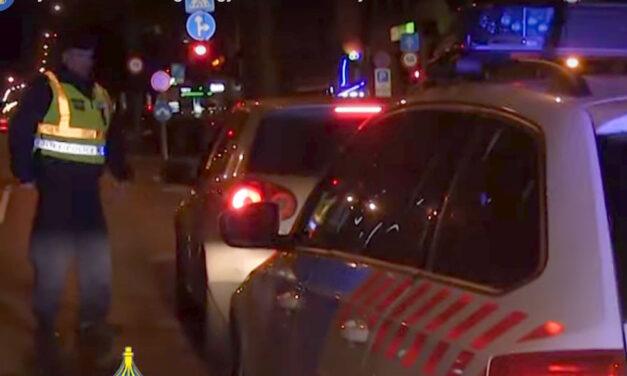 Óriási razziát tartott a rendőrség Budapesten, az autósok nagyon meglepődtek