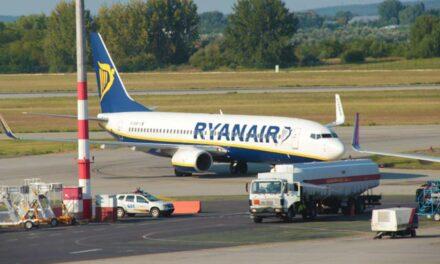 Pánikoltak és halálfélelmük volt az utasuknak a Ryanair szombati járatán